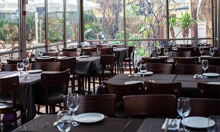 9 מסעדת באבא יאגה בתל אביב - ארוחת שף זוגית