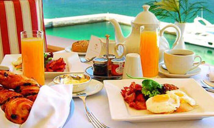 4 מסעדת סטלה ביץ' בבת ים - ארוחת בוקר זוגית