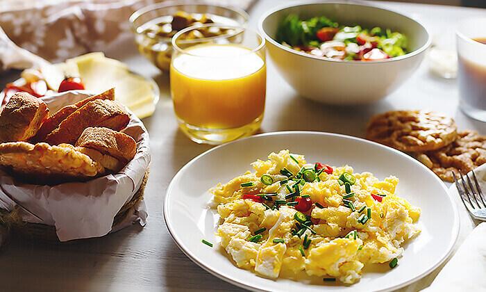 2 מסעדת סטלה ביץ' בבת ים - ארוחת בוקר זוגית