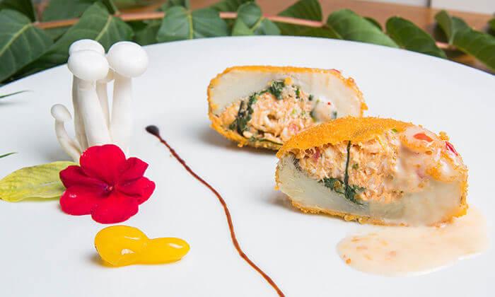 4 מסעדת פסקדוס בירושלים - ארוחת שף כשרה למהדרין לזוג או לרביעייה