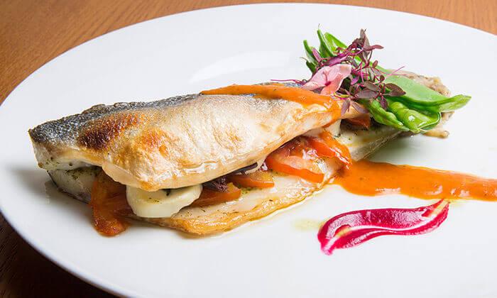 6 מסעדת פסקדוס בירושלים - ארוחת שף כשרה למהדרין לזוג או לרביעייה