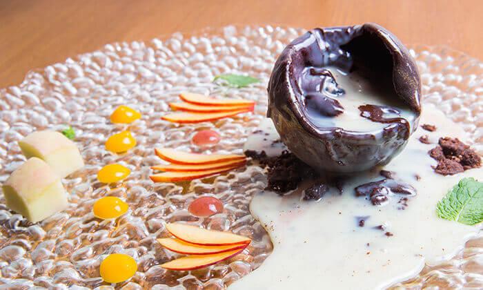 7 מסעדת פסקדוס בירושלים - ארוחת שף כשרה למהדרין לזוג או לרביעייה