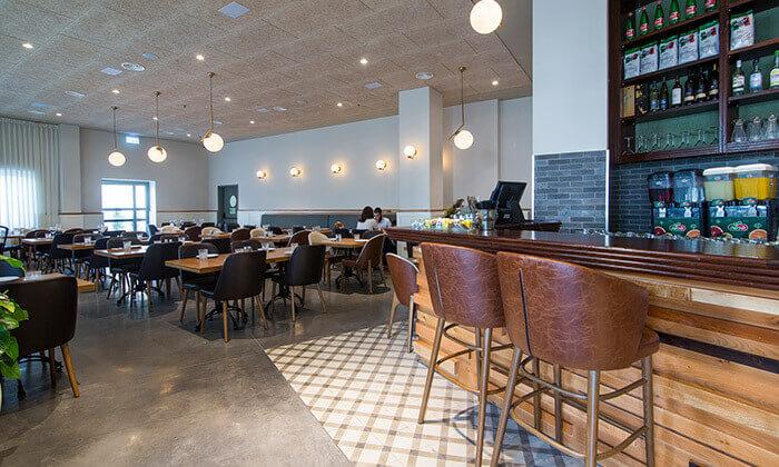 8 מסעדת פסקדוס בירושלים - ארוחת שף כשרה למהדרין לזוג או לרביעייה