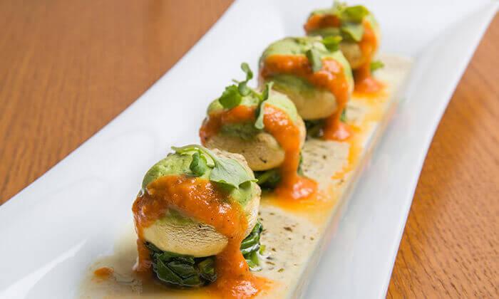 10 מסעדת פסקדוס בירושלים - ארוחת שף כשרה למהדרין לזוג או לרביעייה