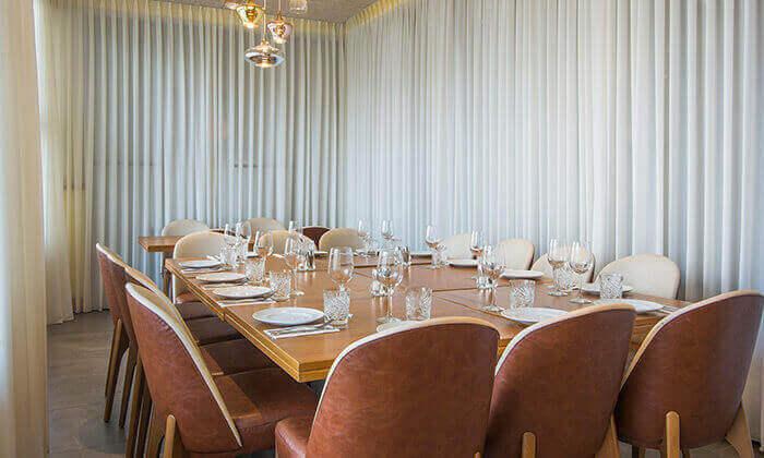 12 פסקדוס בירושלים - ארוחה זוגית כשרה למהדרין