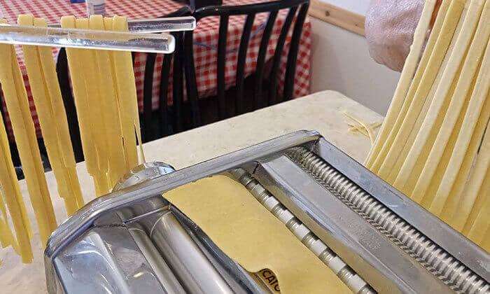 5 השף ג'אקומו - סדנת בישול איטלקי בהוד השרון