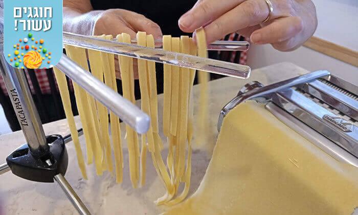 8 השף ג'אקומו - סדנת בישול איטלקי בהוד השרון