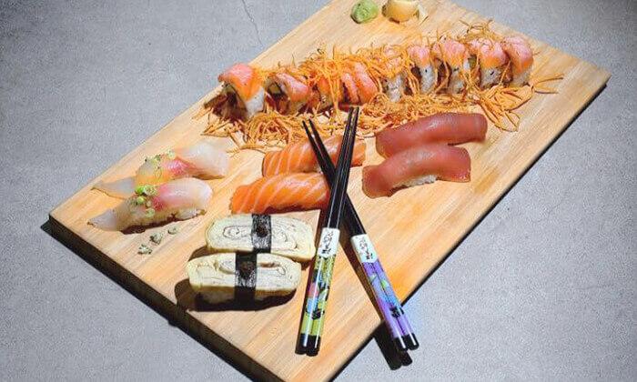 6 מסעדת Umami בשוק הכרמל - ארוחה זוגית