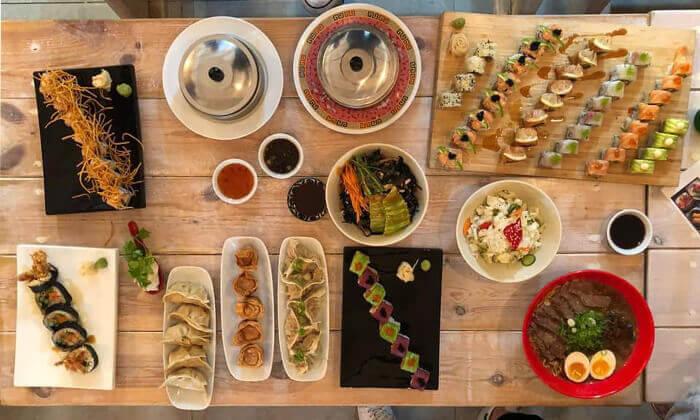 5 מסעדת Umami בשוק הכרמל - ארוחה זוגית
