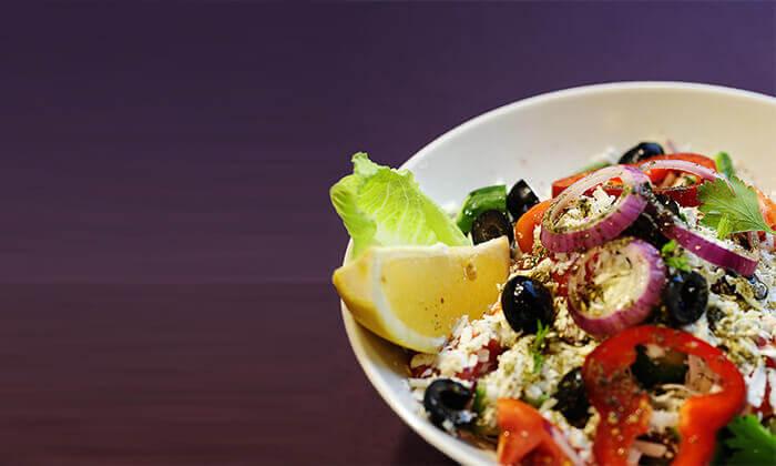 6 ארוחה לזוג במסעדת Boost FM, תל אביב