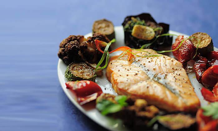 5 ארוחה לזוג במסעדת Boost FM, תל אביב