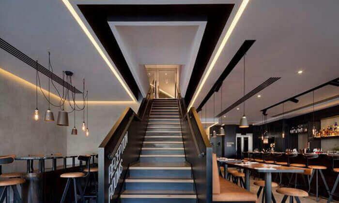 3 ארוחת בוקר במלון Ultra, תל אביב