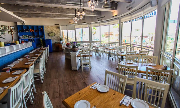 6 מסעדת בני הדייג בראשון לציון - ארוחה זוגית