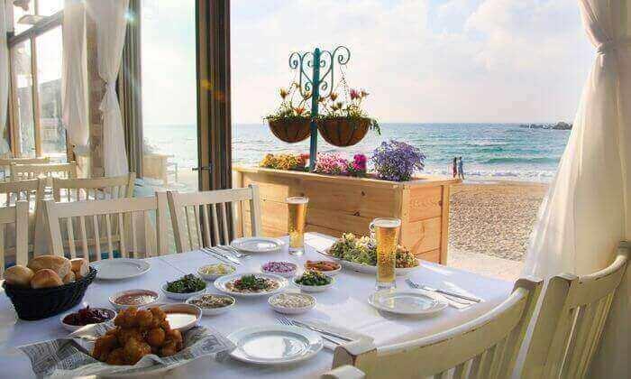 7 מסעדת בני הדייג בראשון לציון - ארוחה זוגית