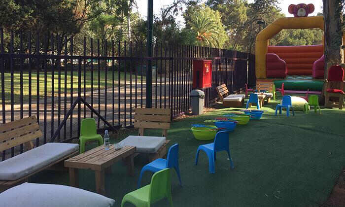 4 כרטיס להצגת ילדים כולל כניסה למתחם האטרקציות בפארק גני יהושע