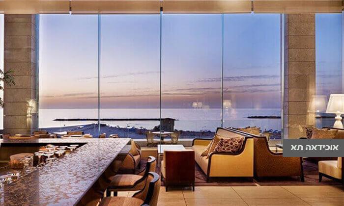 3 יום פינוק זוגי במלונות אורכידאה ולאונרדו ארט, תל אביב