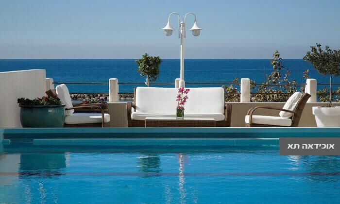5 יום פינוק זוגי במלונות אורכידאה ולאונרדו ארט, תל אביב