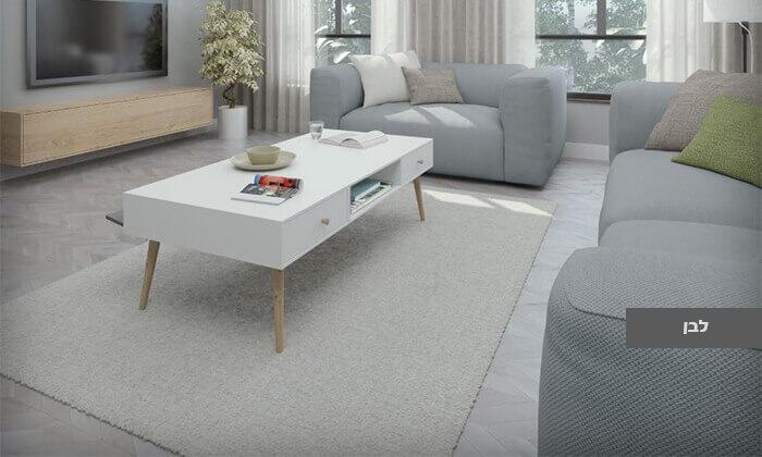 3 שולחן סלון דגם 'נאפולי'