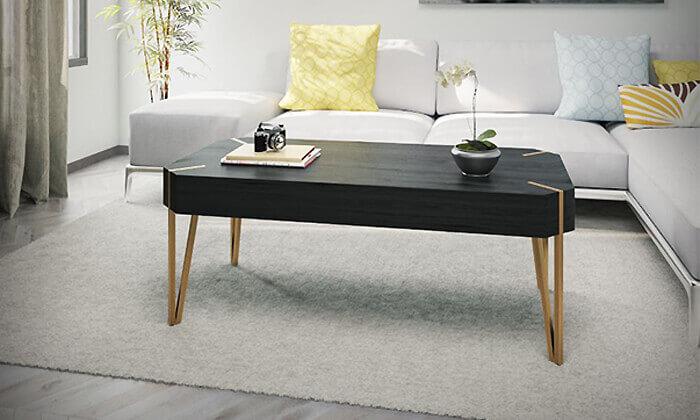 2 שולחן סלון דגם מסינה