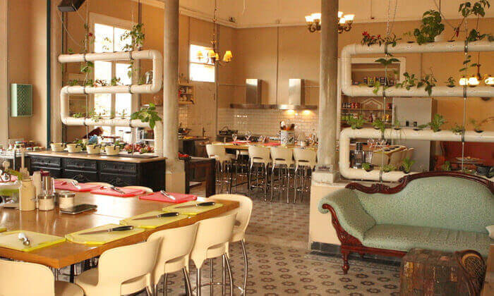 7 מבשלים חוויה בתל אביב - סדנה לבחירה ליחיד, זוג או רביעייה
