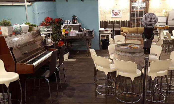 9 מבשלים חוויה בתל אביב - סדנה לבחירה ליחיד, זוג או רביעייה