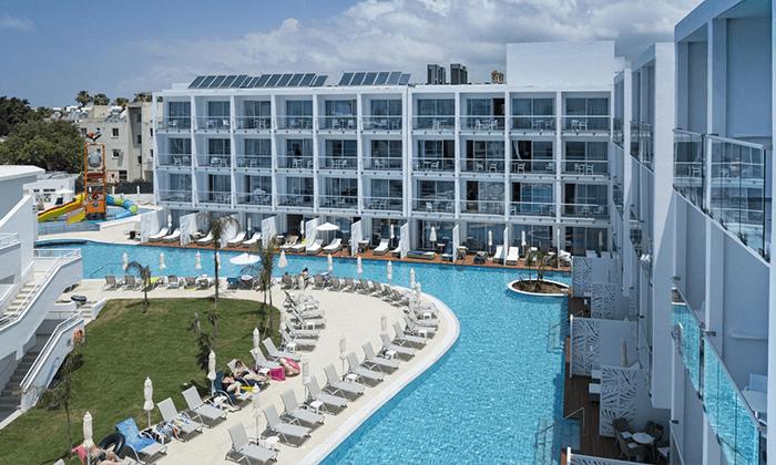 3 חבילת נופש הכול כלול בפאפוס קפריסין - מלון Sunconnect Sofianna
