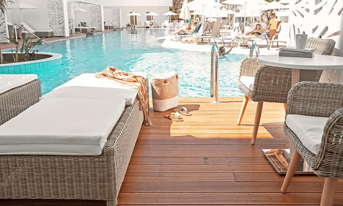 4 חבילת נופש הכול כלול בפאפוס קפריסין - מלון Sunconnect Sofianna