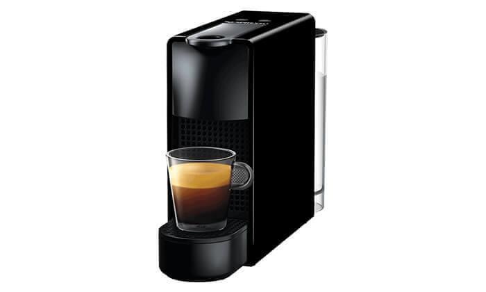 4 מכונת קפה נספרסו דגם Essenza Mini C30 עם 14 קפסולות | משלוח חינם