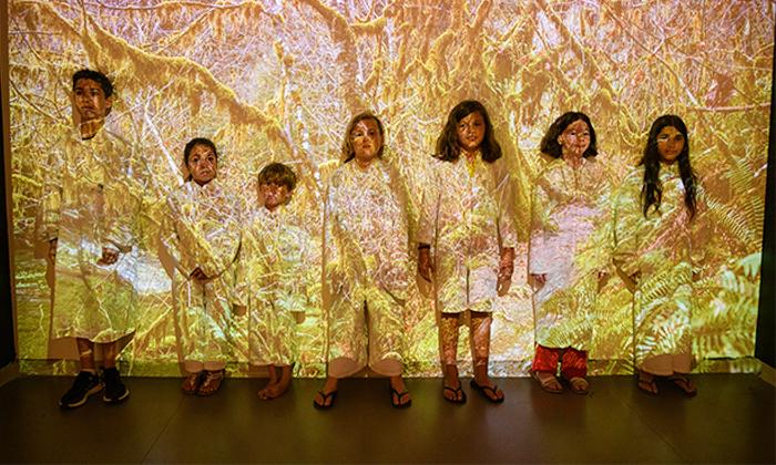 4 תערוכת 'חי, צומח, דומה' במוזיאון גן המדע, רחובות
