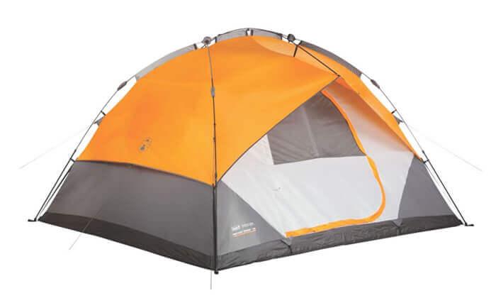 2 אוהל ל-7 אנשים Coleman דגם INSTANT DOME   משלוח חינם