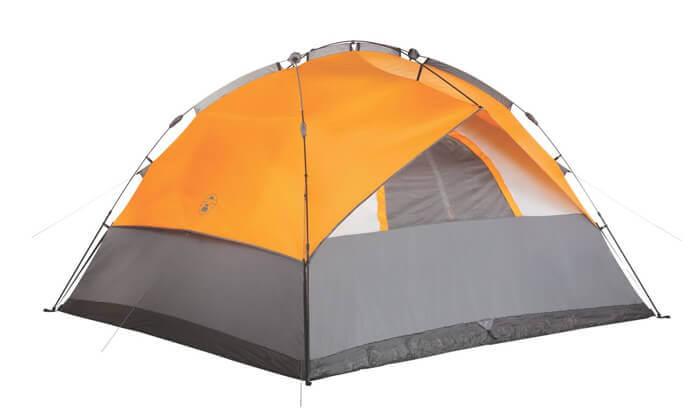 5 אוהל ל-7 אנשים Coleman דגם INSTANT DOME   משלוח חינם
