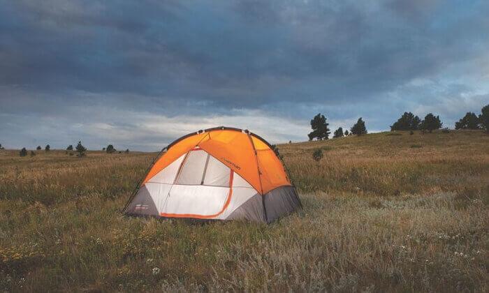 4 אוהל ל-7 אנשים Coleman דגם INSTANT DOME   משלוח חינם