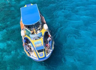 שייט ואבובים - ספינת הגלאקסיה