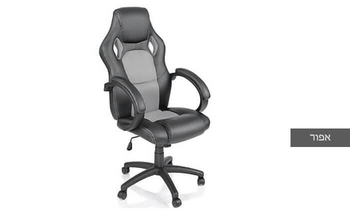 5 כסא גיימרים מרופד מדגם C588