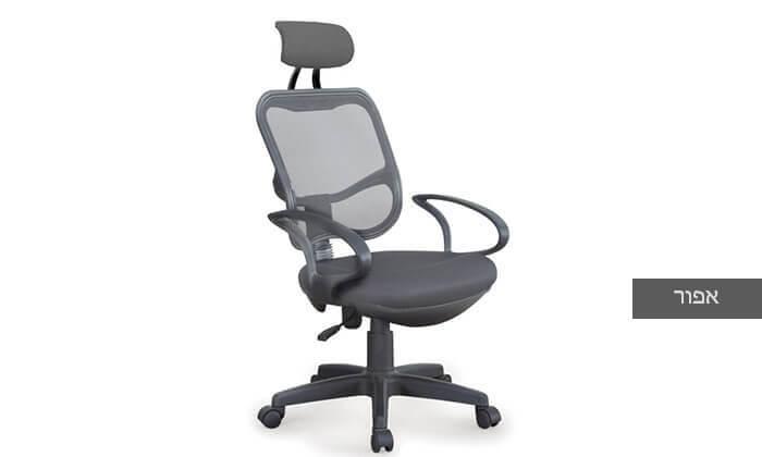 5 כיסא מנהלים אורתופדי