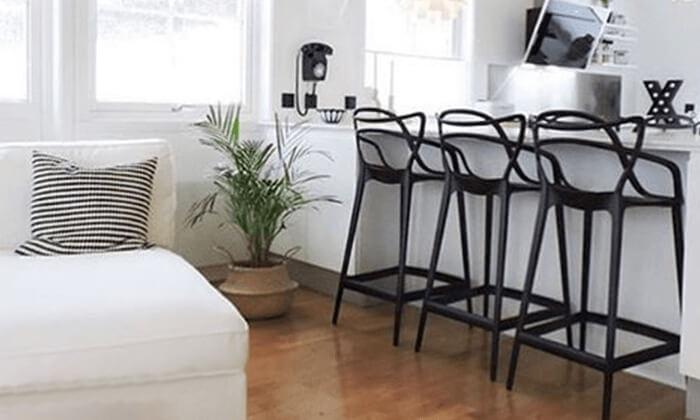 5 כיסא בר מעוצב מדגם 090