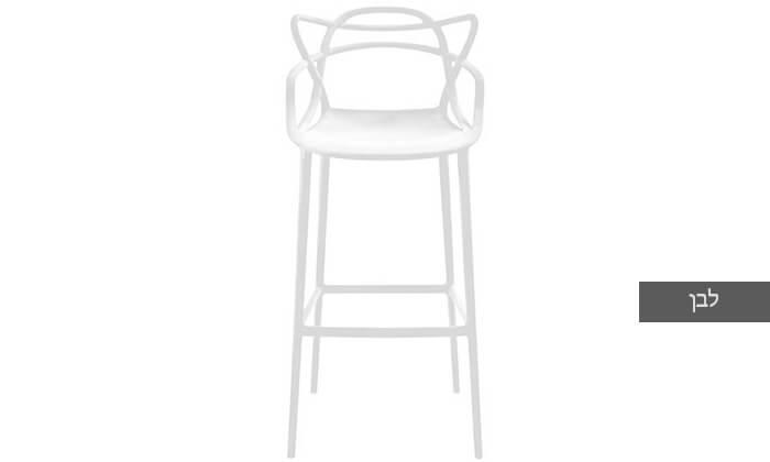 4 כיסא בר מעוצב מדגם 090
