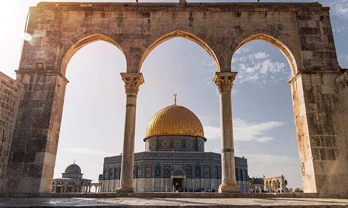 2 ג'רוזלם סיטי טור - סיור באוטובוס קומותיים פתוח בירושלים