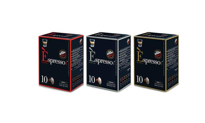2 120 קפסולות אספרסו Vergnano