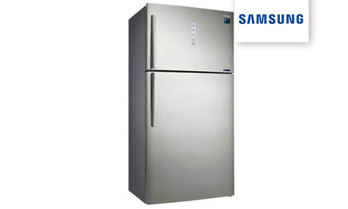 2 מקרר מקפיא עליון SAMSUNG דגםRT58K7000SP
