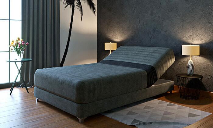 2 מיטה ברוחב וחצי RAM DESIGN דגם אליאנה