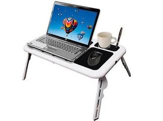 שולחן מתקפל למחשב נייד
