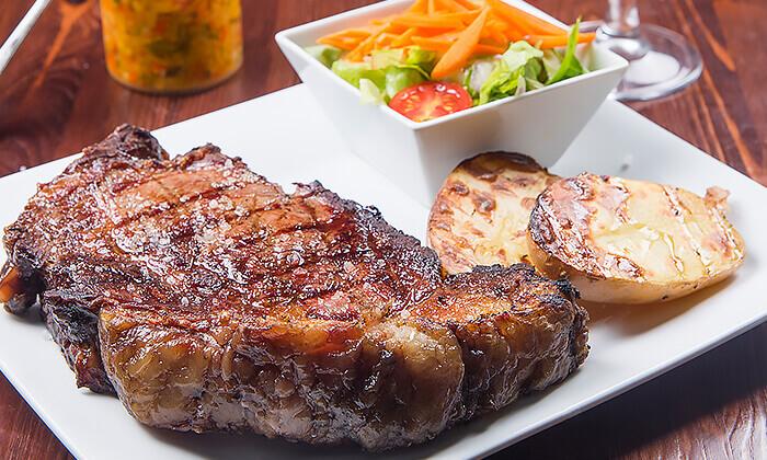 2 מסעדת פיקניה הכשרה ברעננה - ארוחת בשרים כשרה לזוג