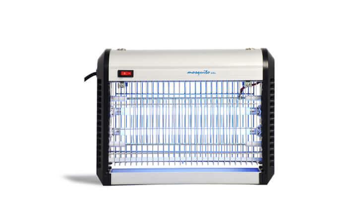 2 קטלן יתושים בהספק 16W דגם TP-16