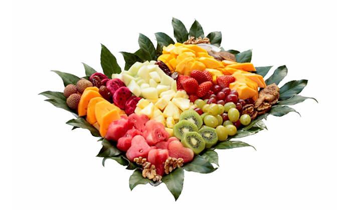 10 סלסלות ומגשי פירות, פרי היופי