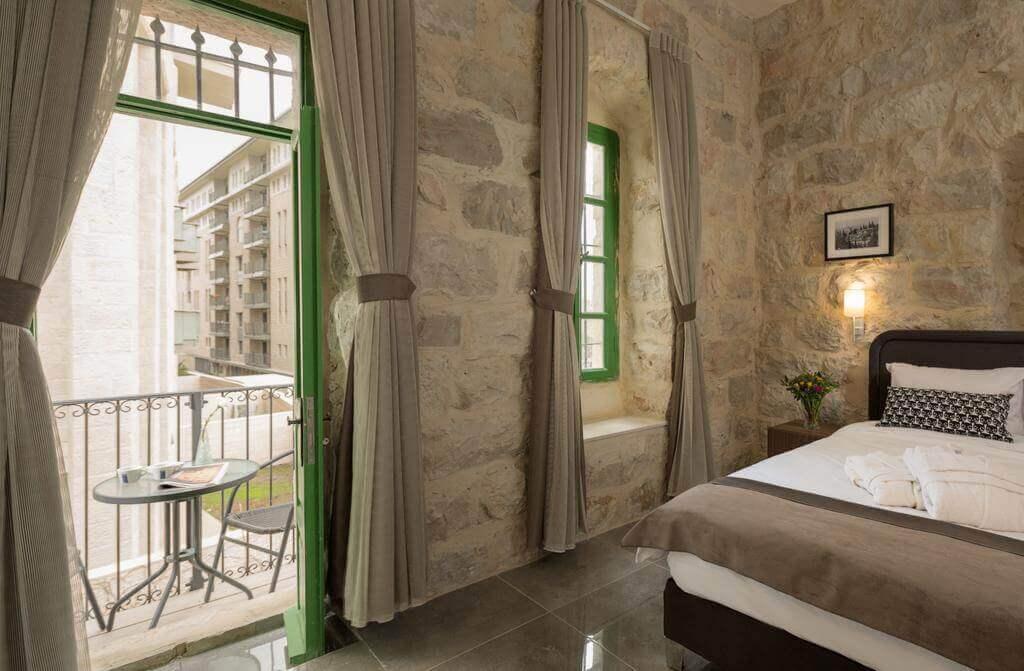 """2 מלון מלכה ירושלים - חופשה זוגית, כולל סופ""""ש"""