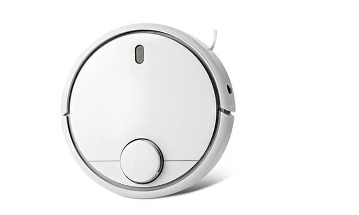 3 שואב אבק רובוטי שיאומי מדגם Xiaomi Mi Robot Vacuum