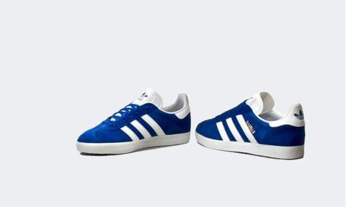 12 נעלי סניקרס adidas דגם Gazelle במבחר צבעים