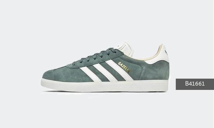 7 נעלי סניקרס adidas דגם Gazelle במבחר צבעים