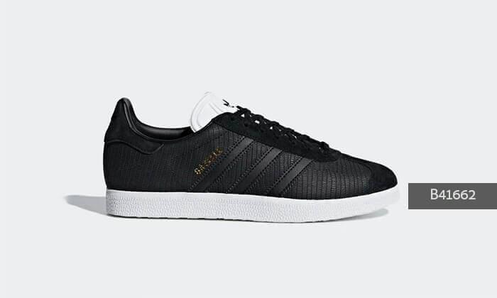 6 נעלי סניקרס adidas דגם Gazelle במבחר צבעים